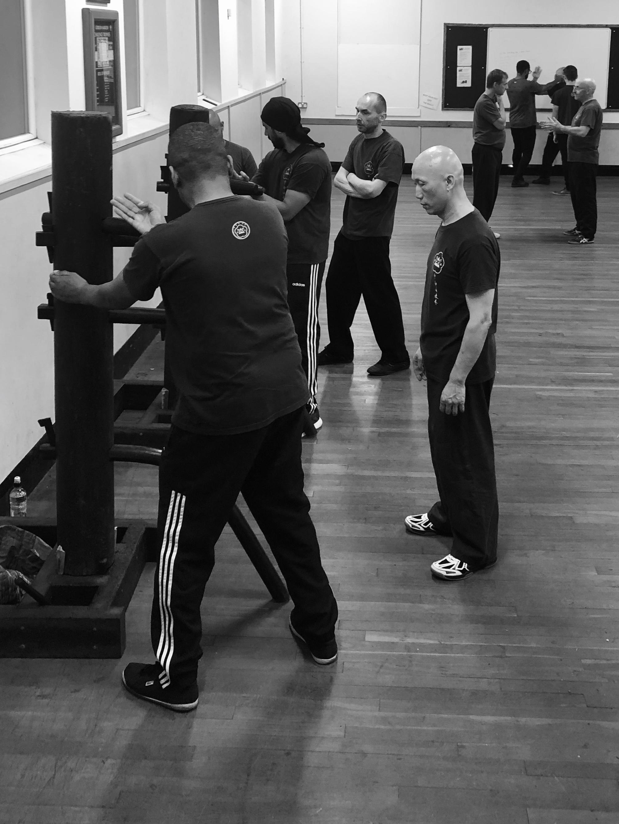 Midlands Wing Chun Kuen - Hong Kong Wing Chun in the UK